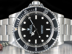 Rolex Submariner 14060 Oyster Quadrante Nero